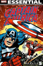 Essential Captain America : Vol. 5 - Jack Kirby