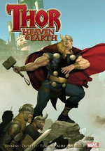 The Mighty Thor : Heaven and Earth - Paul Jenkins
