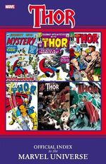 Thor : Official Index to the Marvel Universe - Marvel Comics