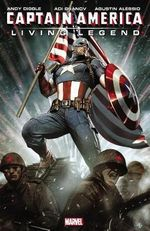 Captain America : Living Legend - Andy Diggle