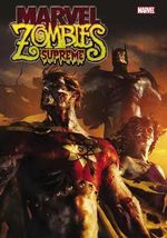 Marvel Zombies Supreme : Marvel Zombies - Frank Marafino
