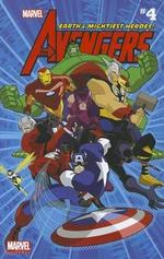 Marvel Universe Avengers Earth's Mightiest Comic : Reader 4 - Marvel