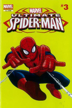 Marvel Universe Ultimate Spider-man Comic : Reader 3 - Marvel Comics