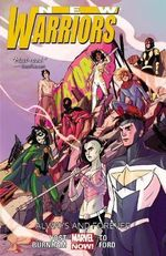 New Warriors : Always and Forever Volume 2 - Christopher Yost