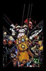 Infinity Gauntlet Omnibus - Ron Marz