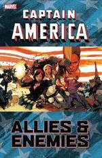 Captain America : Allies & Enemies - Rob Williams