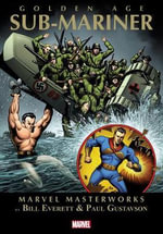 Marvel Masterworks : Golden Age Sub-Mariner Vol. 1 - Mickey Spillane