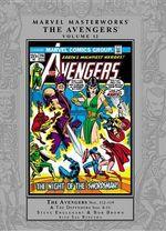 Marvel Masterworks : Avengers Vol. 12 - Steve Englehart