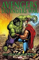 Avengers : Defenders War - Steve Englehart