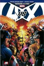 Marvel Avengers Vs. X-Men - John Romita