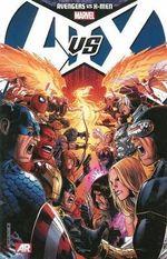 Avengers Vs. X-Men : Avengers/X-Men - Ed Brubaker