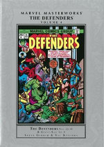 Marvel Masterworks : the Defenders: Volume 4 - Chris Claremont