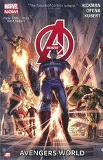 Avengers : Avengers World (Marvel Now) Volume 1 - Jonathan Hickman