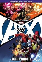 Avengers Vs. X-Men Companion : Avengers Vs X-Men - Jason Aaron