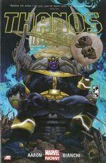Marvel Now! : Thanos Rising : Thanos - Jason Aaron