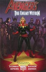 Avengers : Enemy within (Marvel Now) - Kelly Sue DeConnick
