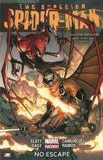 Superior Spider-Man : No Escape (Marvel Now) Volume 3 - Giuseppe Camuncoli