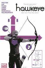 Marvel Now! : Hawkeye : Oversized Hardcover : Volume 1 - Matt Fraction