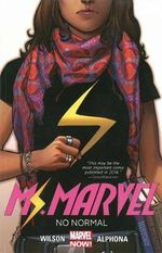 Ms. Marvel : No Normal Volume 1 - Adrian Alphona
