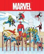 Marvel Famous Firsts : 75th Anniversary Masterworks Slipcase Set - Wally Wood