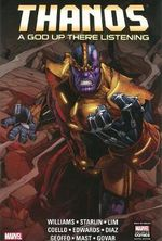 Thanos : a God Up There Listening - Rob Williams