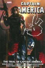 Captain America : the Trial of Captain America Omnibus - Ed Brubaker