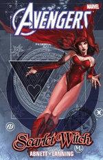 Avengers : Scarlet Witch - Dan Abnett