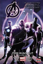 Avengers : Time Runs Out : Volume 1 - Jonathan Hickman