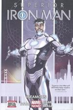 Infamous : Superior Iron Man : Volume 1 - Yildiray Cinar