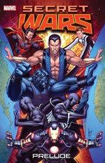 Secret Wars Prelude - Marvel Comics