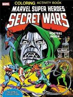 Marvel Super Heroes Secret Wars Activity Book Facsimile Edition - Marvel Comics