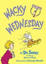 Wacky Wednesday - Dr Seuss