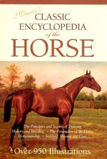 Magner's Classic Encyclopedia of the Horse : A Complete Pictorial Encyclopedia of Practical Reference for Horse Owners - Dennis Magner
