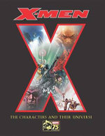 X-Men : The Characters and Their Universe - Michael Mallory