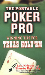 The Portable Poker Pro : Winning Tips For Texas Hold'em - Sheree Bykofsky