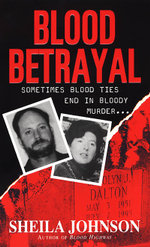 Blood Betrayal - Sheila Johnson