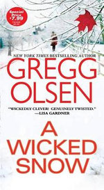 A Wicked Snow - Gregg Olsen