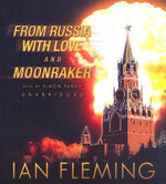 From Russia with Love and Moonraker - Ian Fleming