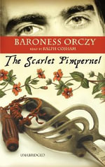 The Scarlet Pimpernel - Baroness Emmuska Orczy, Baroness