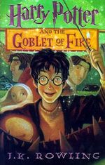 Harry Potter and the Goblet of Fire : Thorndike Young Adult - J K Rowling