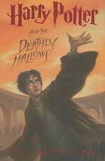 Harry Potter and the Deathly Hallows - Large Print Edition : Harry Potter - J K Rowling