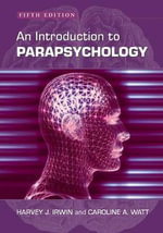 An Introduction to Parapsychology - Harvey J. Irwin