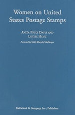 Women on United States Postage Stamps - Anita Price Davis