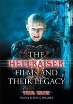The Hellraiser Films and Their Legacy - Paul Kane