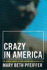Crazy in America : The Hidden Tragedy of Our Criminalized Mentally Ill - Mary Beth Pfeiffer