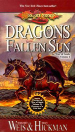 Dragons of the Fallen Sun : War of Souls 1 - Margaret Weis
