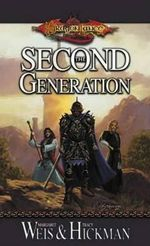 The Second Generation : DragonLance Ser. - Margaret Weis
