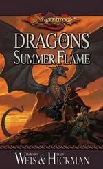 Dragons of the Summer Flame : DragonLance Chronicles - Margaret Weis