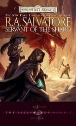 Servant of the Shard : Forgotten Realms: The Sellswords - R. A. Salvatore