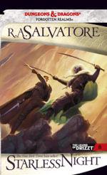 Starless Night : Forgotten Realms Novel: Legend of Drizzt - R.A Salvatore